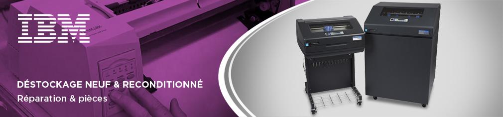 imprimante matricielle IBM